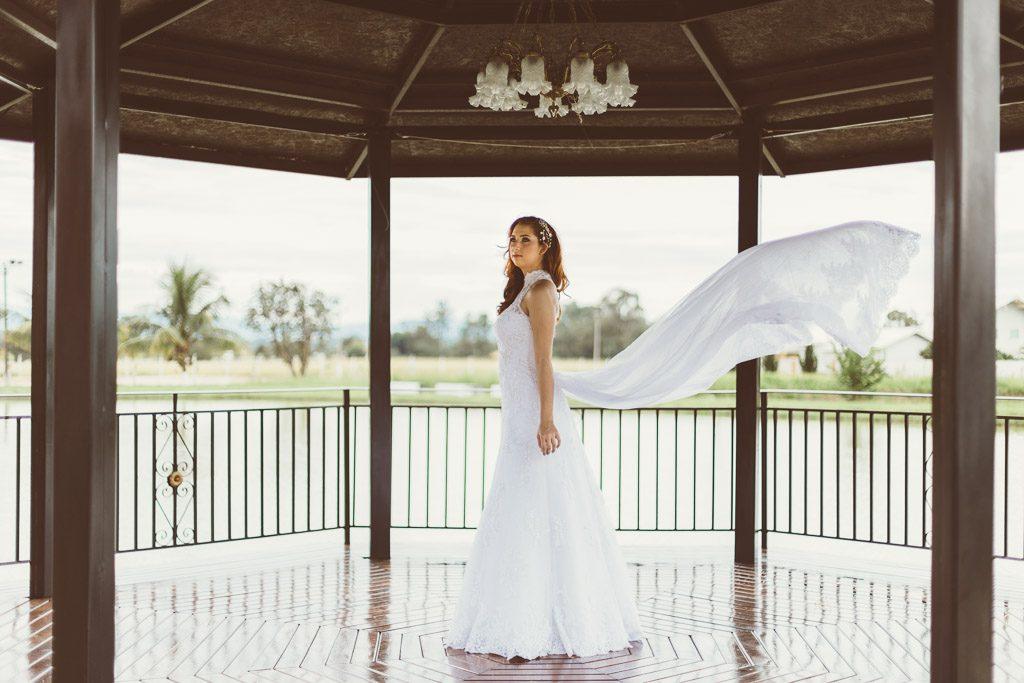 Editorial feira de noivas Via Vale Garden Shopping